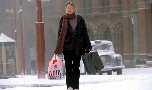 bridget jones shopping